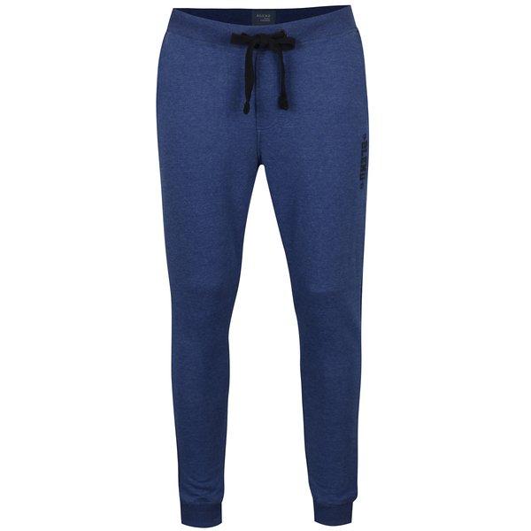 Pantaloni sport albastri cu buzunare - Blend