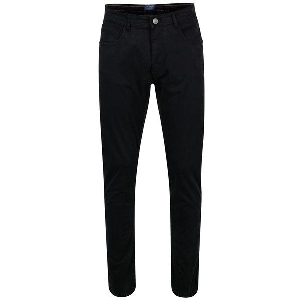 Pantaloni slim fit negri -Blend