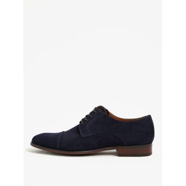 Pantofi bleumarin din piele intoarsa pentru barbati - ALDO Galerrang-R