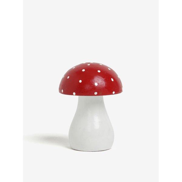 Decoratiune ciupercuta din lemn - Sass & Belle
