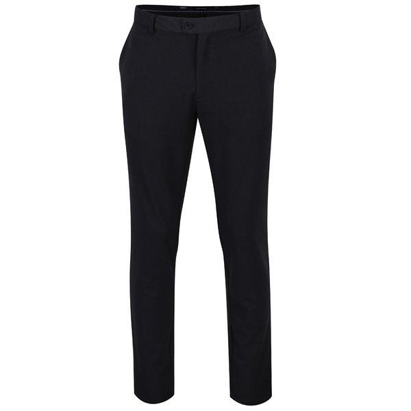 Pantaloni slim fit gri inchis pentru barbati - Casual Friday by Blend