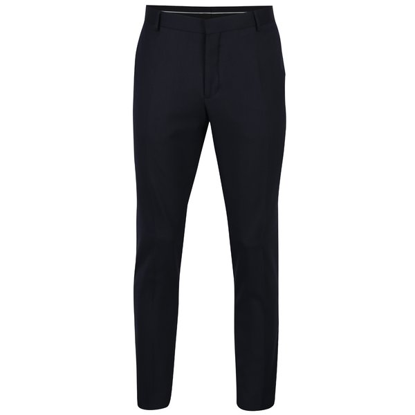 Pantaloni bleumarin de costum Selected Homme Done-Tux