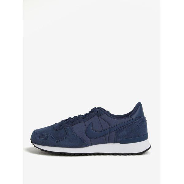 Pantofi sport bleumarin cu detalii din piele pentru barbati Nike Air Vortex