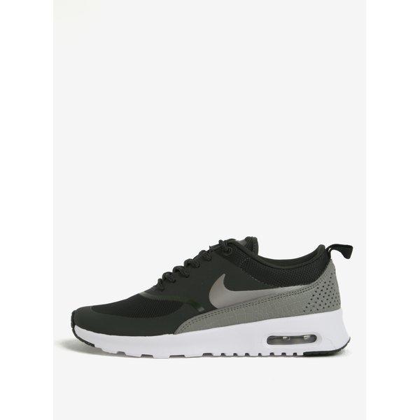 Pantofi sport verde inchis pentru femei Nike Air Max Thea