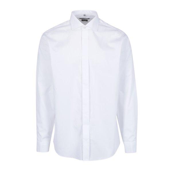Camasa alba slim fit Seven Seas Poplin Tuxedo