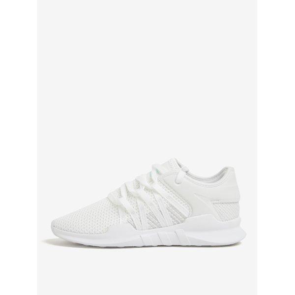 Pantofi sport albi de alergat pentru femei adidas Originals Eqt Racing