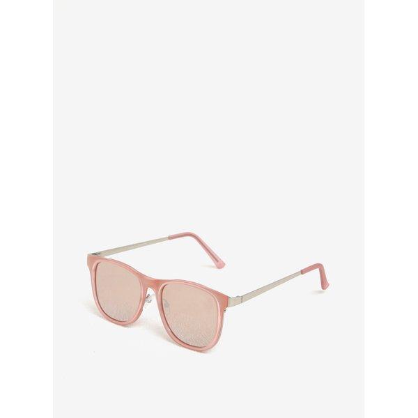 Imagine indisponibila pentru Ochelari de soare cu rama si lentila roz pentru femei - MISSGUIDED