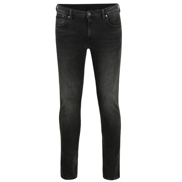 Blugi skinny gri pentru barbati - Pepe Jeans Finsbury
