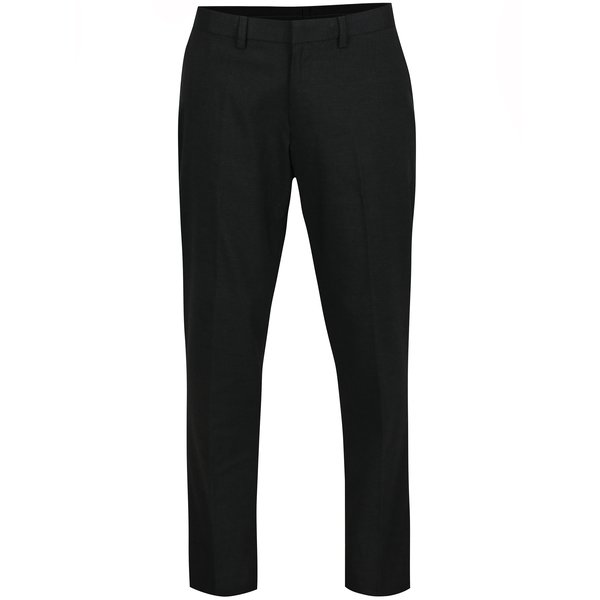 Pantaloni slim fit gri Burton Menswear London