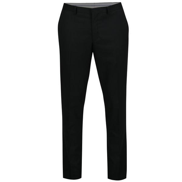 Pantaloni eleganti negri – Selected Homme Slim