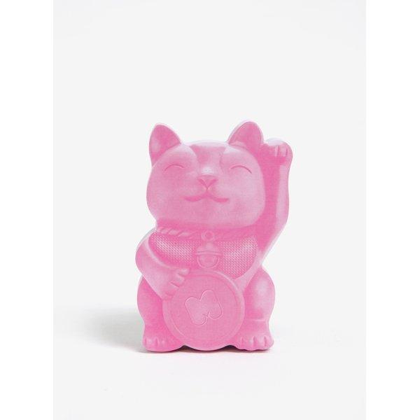 Carnet roz in forma de pisica - Mustard