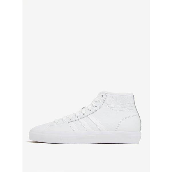 Ghete sport albe pentru bărbați Adidas Originals Matchcourt High