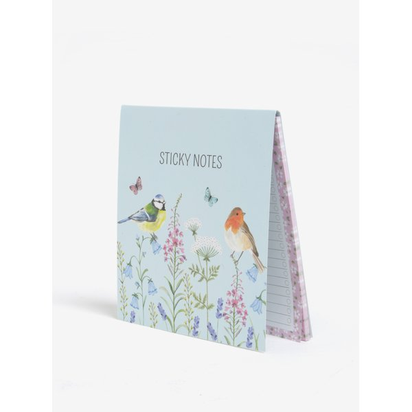 Set de sticky notes cu pasari - Sass & Belle