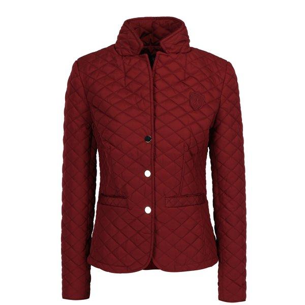 Jacheta matlasata bordo cu buzunare pentru femei - Jimmy Sanders