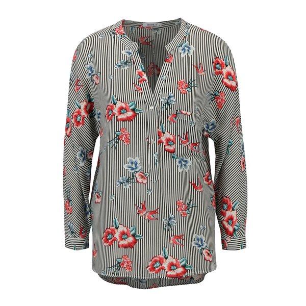 Bluza multicolora cu print – Haily's Florie
