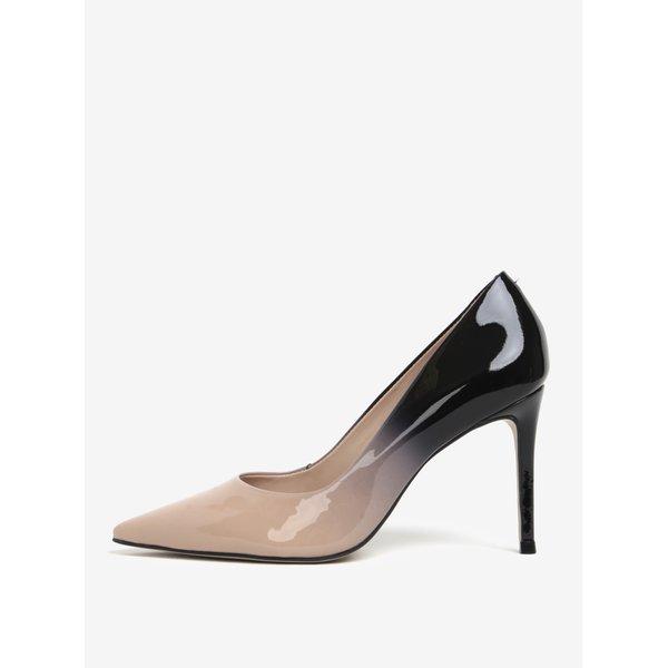 Pantofi roz din piele lacuita cu toc stiletto - Carvela Alison