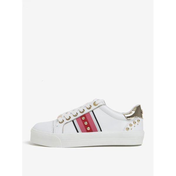 Pantofi sport crem din piele si platforma - Carvela Lax NP