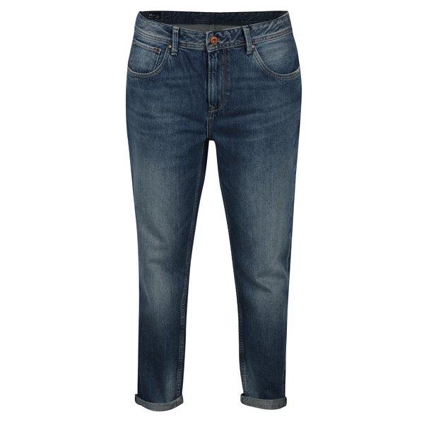 Blugi bleumarin mom fit - Pepe Jeans Violet