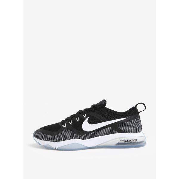 Imagine indisponibila pentru Pantofi sport de antrenament negru & alb pentru femei - Nike Zoom Fitness Training