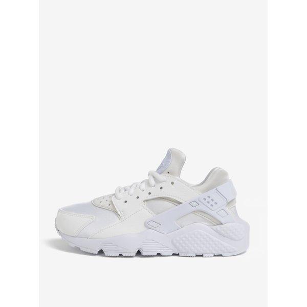 Pantofi sport albi pentru femei - Nike Huarache Run