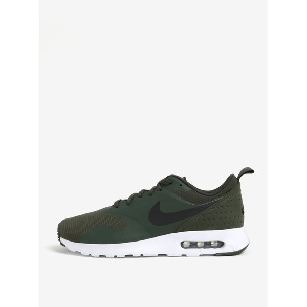 Pantofi sport verde inchis pentru barbati Nike Air Max Travas