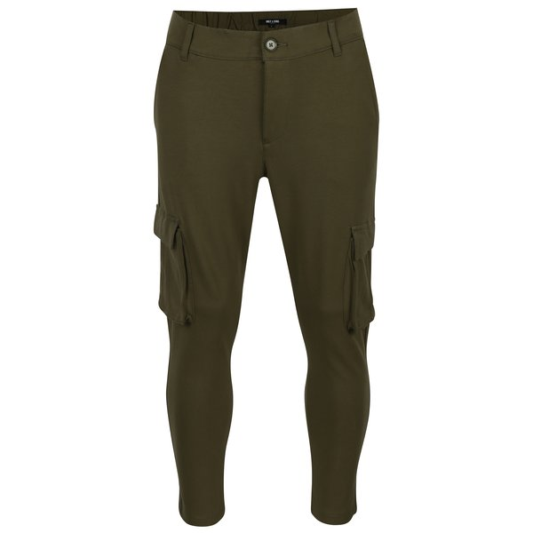 Pantaloni cargo verde inchis - ONLY & SONS Mathison