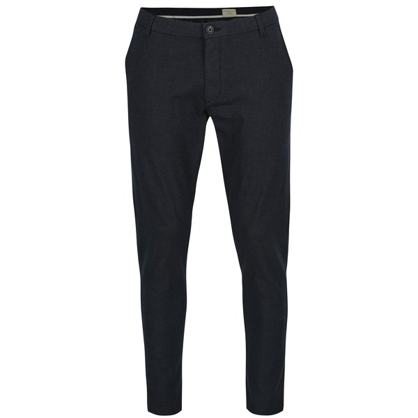Pantaloni chino bleumarin - Selected Homme Harval