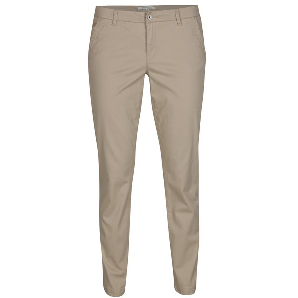 Pantaloni chino maro ONLY Hailey