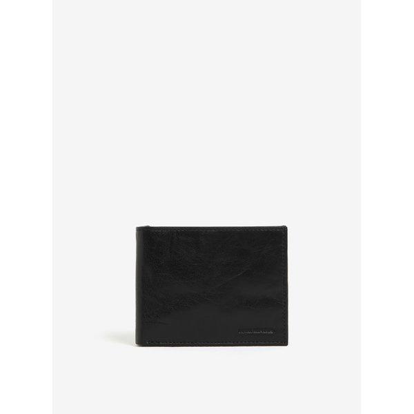 Portofel negru din piele pentru barbati - Royal RepubliQ Alliance