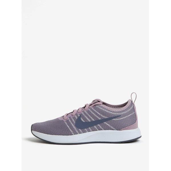 Pantofi sport roz&gri pentru femei - Nike Dualtone Racer