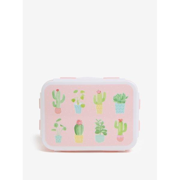 Cutie roz deschis pentru pranz - Sass & Belle
