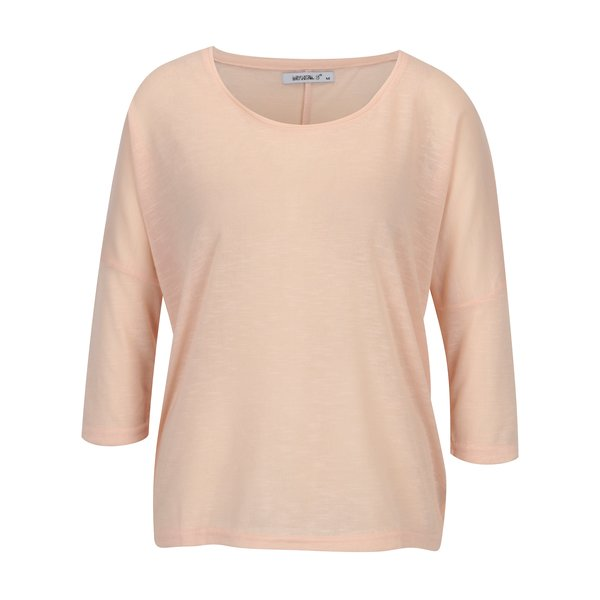 Bluza roz piersica cu maneci 3/4 - Haily´s Laureen
