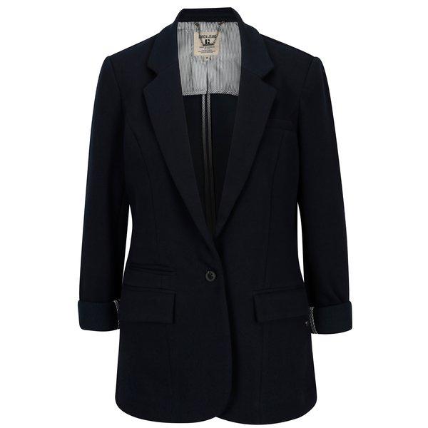 Sacou bleumarin cu buzunare pentru femei - Garcia Jeans