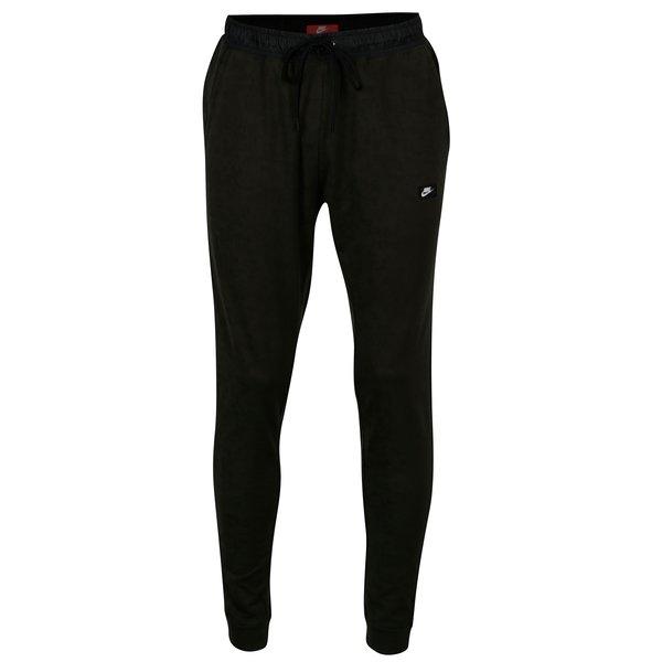 Pantaloni sport verde inchis pentru barbati Nike