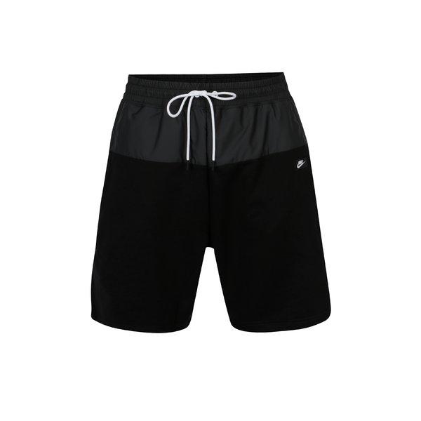 Pantalon scurti sport negri pentru barbati Nike