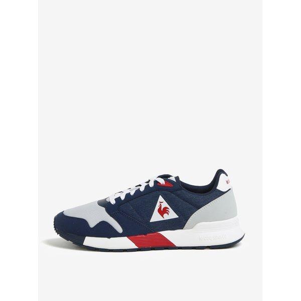 Pantofi sport alb&albastru pentru barbati – Le Coq Sportif Omega Techlite