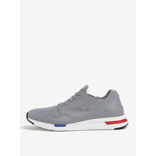 Pantofi sport gri deschis pentru barbati - Le Coq Sportif Pure Lea Sport