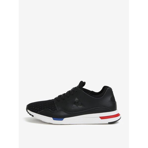 Pantofi sport negri pentru barbati - Le Coq Sportif Pure Lea Sport