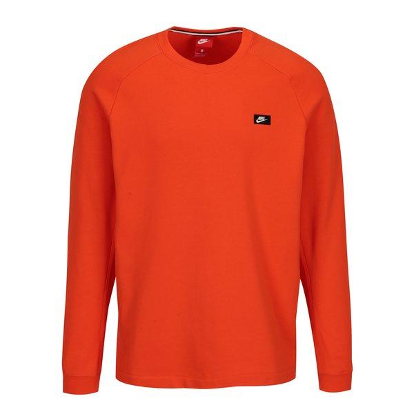 Bluza oranj pentru barbati - Nike