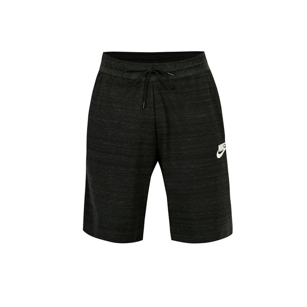 Pantaloni scurti sport regular fit gri pentru barbati - Nike