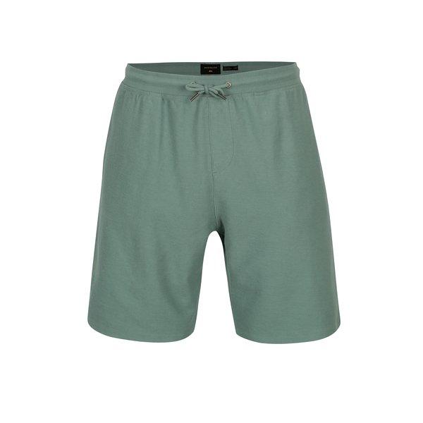 Pantaloni sport scurti verzi pentru barbati Quiksilver