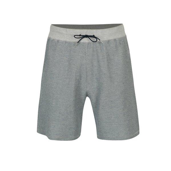Pantaloni sport scurti albastru melanj Quiksilver
