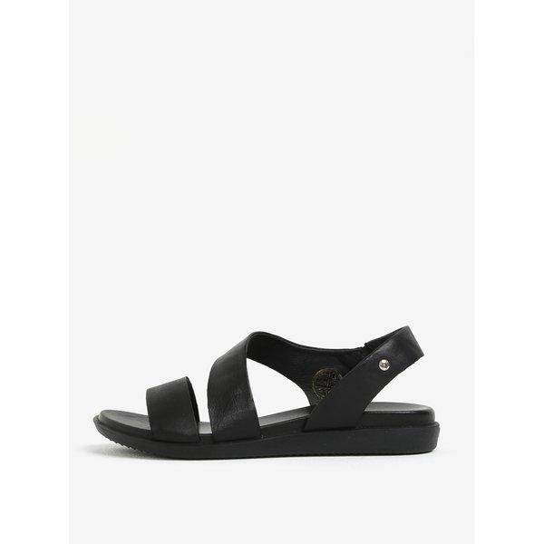 Sandale negre din piele - Pikolinos Antillas