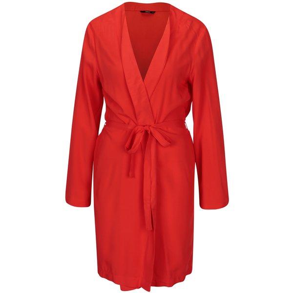 Kimono rosu cu cordon ONLY Nova