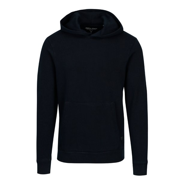 Hanorac bleumarin - Jack & Jones Matthew