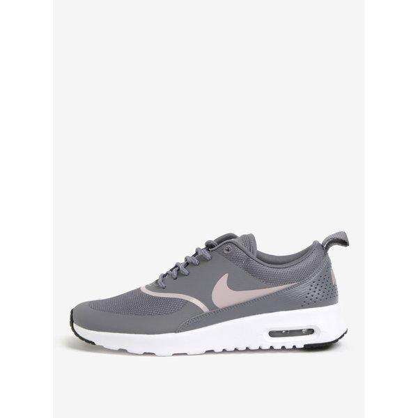Pantofi sport gri Nike Air Max Thea
