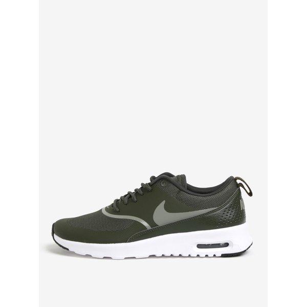 Pantofi sport kaki pentru femei Nike Air Max Thea