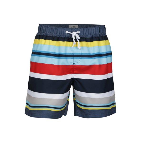 Pantaloni scurti de baie in dungi multicolore - Original Penguin Large Stripe