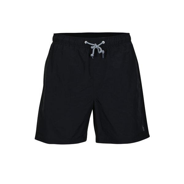 Pantaloni scurti de baie negri - Original Penguin Quick Dry Daddy