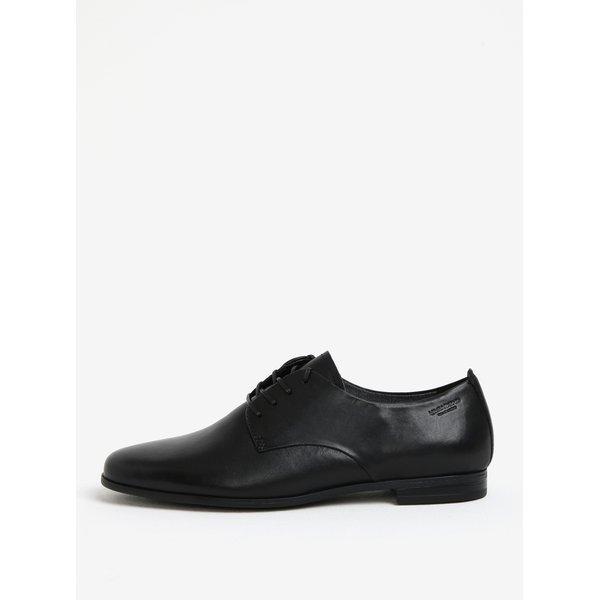 Pantofi negri din piele pentru femei Vagabond Marilyn